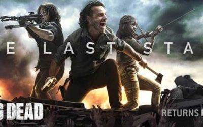 The Walking Dead sæson 8 får DVD og Blu-ray dato