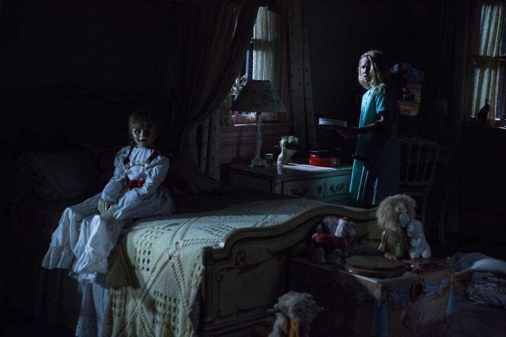 Annabelle 2: Skabelsen – Talitha Bateman og Stephanie Sigma