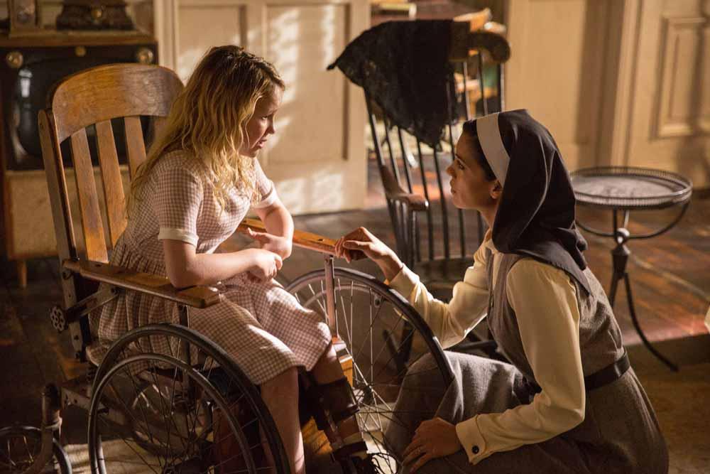 Annabelle 2: Skabelsen – Talitha Bateman og Stephanie Sigman