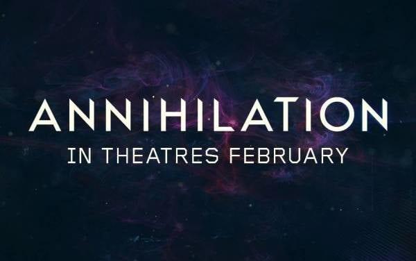 Annihilation / Udslettelse