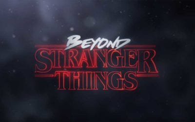 Beyond Stranger Things talkshow – mere Stranger Things