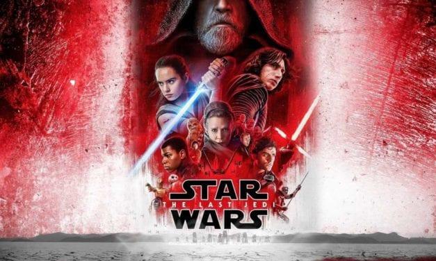 Star Wars: The Last Jedi (6/6)