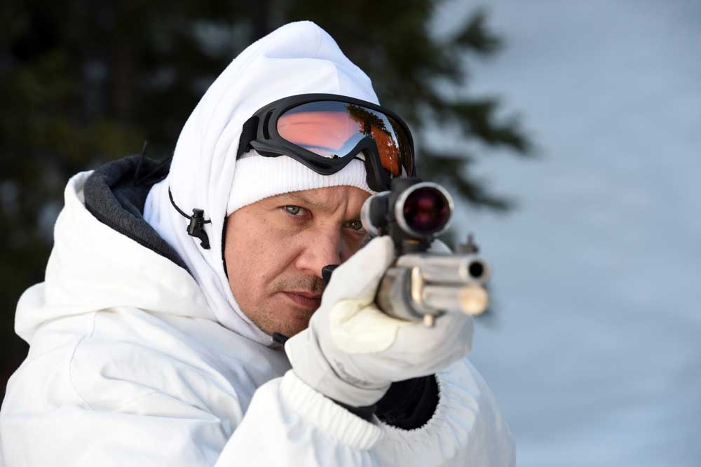 Wind River - Jeremy Renner