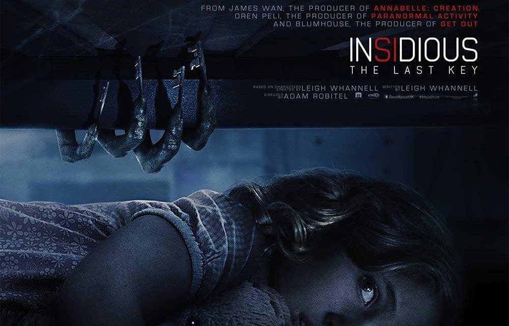 Insidious 4: The Last Key (5/6)