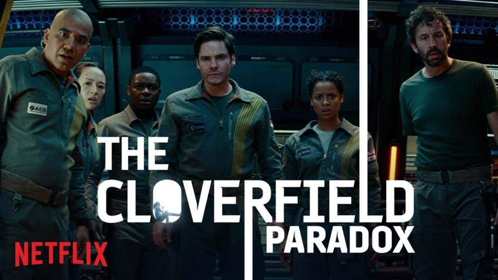 Cloverfield 3 / The Cloverfield Paradox er udkommet!
