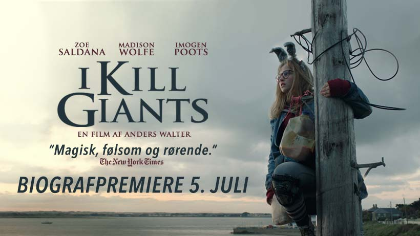 I Kill Giants (5/6)