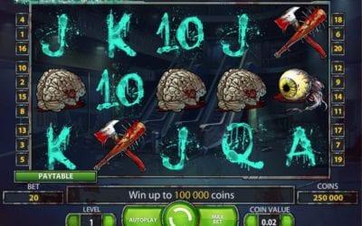 Casinoerne er trådt ind i gyser-verdenen