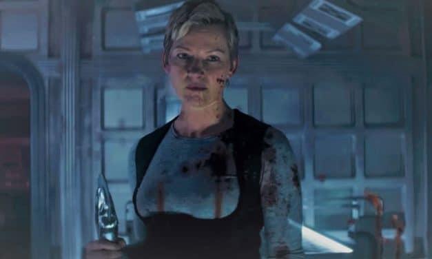 Se trailere til horror sci-fi serien Nightflyers