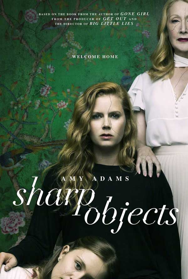 Sharp Objects plakat