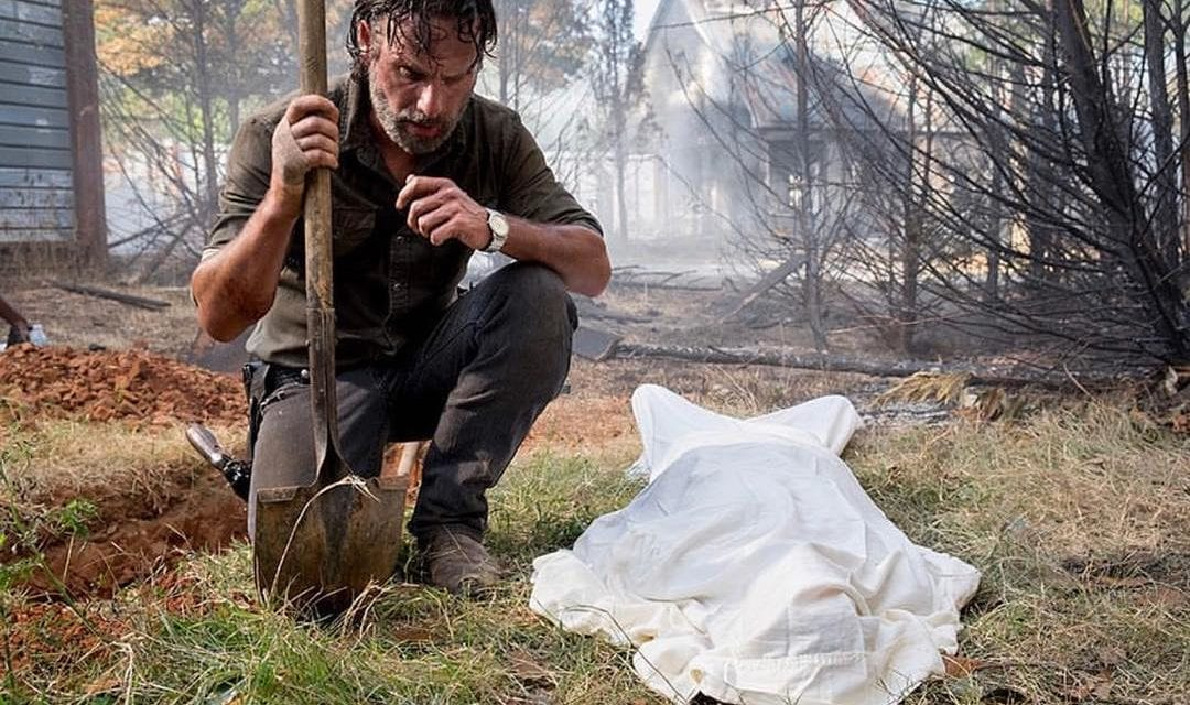 Andrew Lincoln forlader The Walking Dead i sæson 9