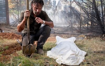 Andrew Lincoln forlader The Walking Dead i sæson 9
