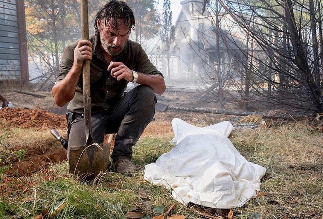 The Walking Dead Rollen