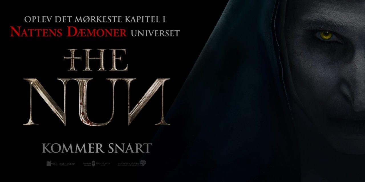 Se den første trailer til THE NUN
