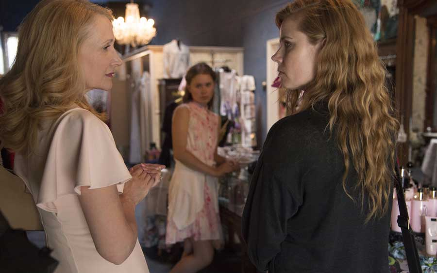 Sharp Objects serie HBO Nordic