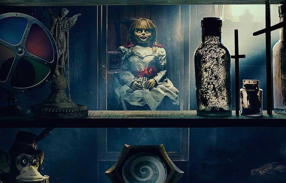 Sidste nyt om Annabelle 3!