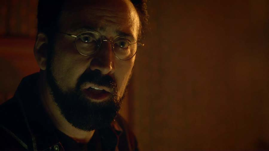 Looking Glass - Nicolas Cage