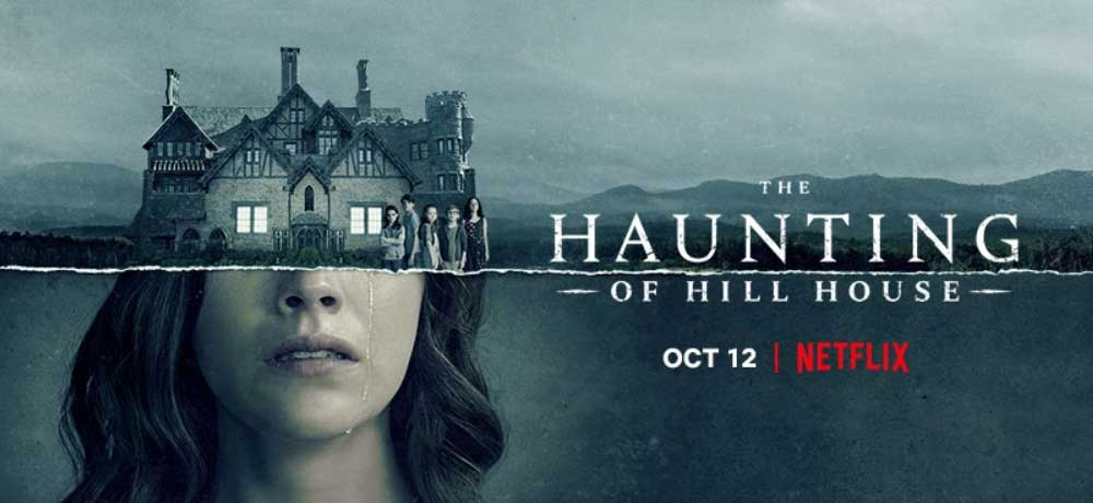 Trailer til Netflix-serien The Haunting of Hill House