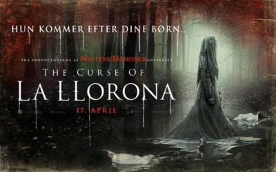 The Curse of La Llorona (2/6)