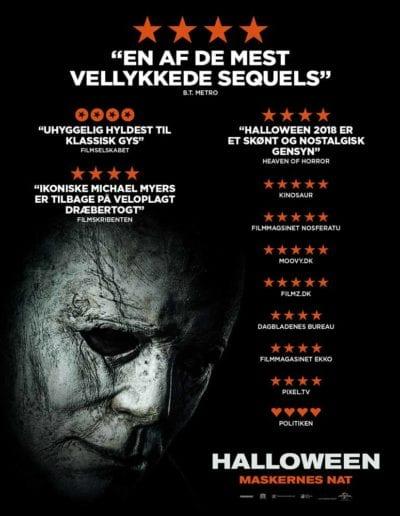 Halloween (2018) Citatplakat