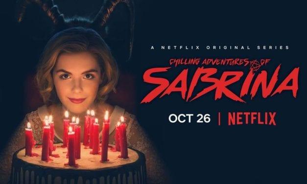 Chilling Adventures of Sabrina – Sæson 1 på Netflix (4/6)