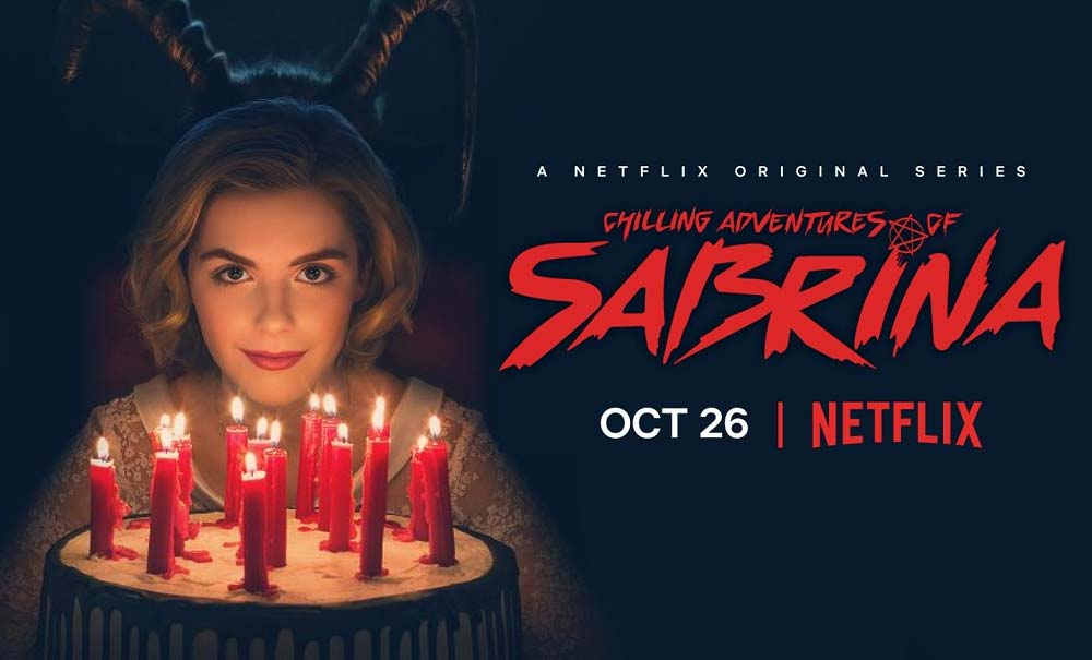 Chilling Adventures of Sabrina – Sæson 1 på Netflix (4/6)