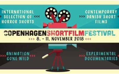 Horror kortfilm på Copenhagen ShortFilm Festival 2018