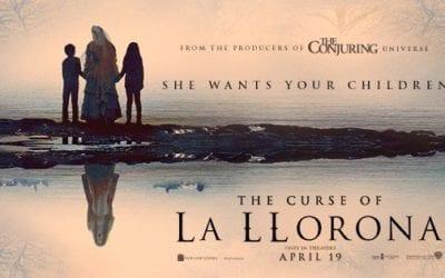 Første trailer til The Curse of La Llorona