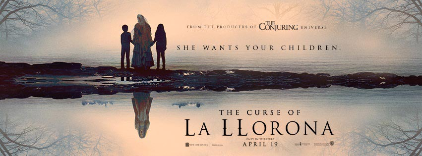 Første trailer til The Curse of La Llorona