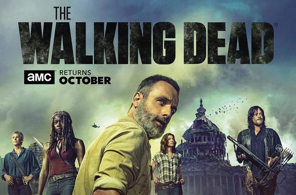 The Walking Dead sæson 8 og 9 kommer på den danske streamingtjeneste Xee