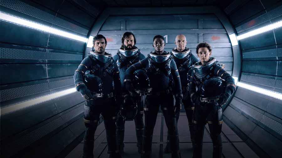 Nightflyers – Sæson 1 – Netflix anmeldelse