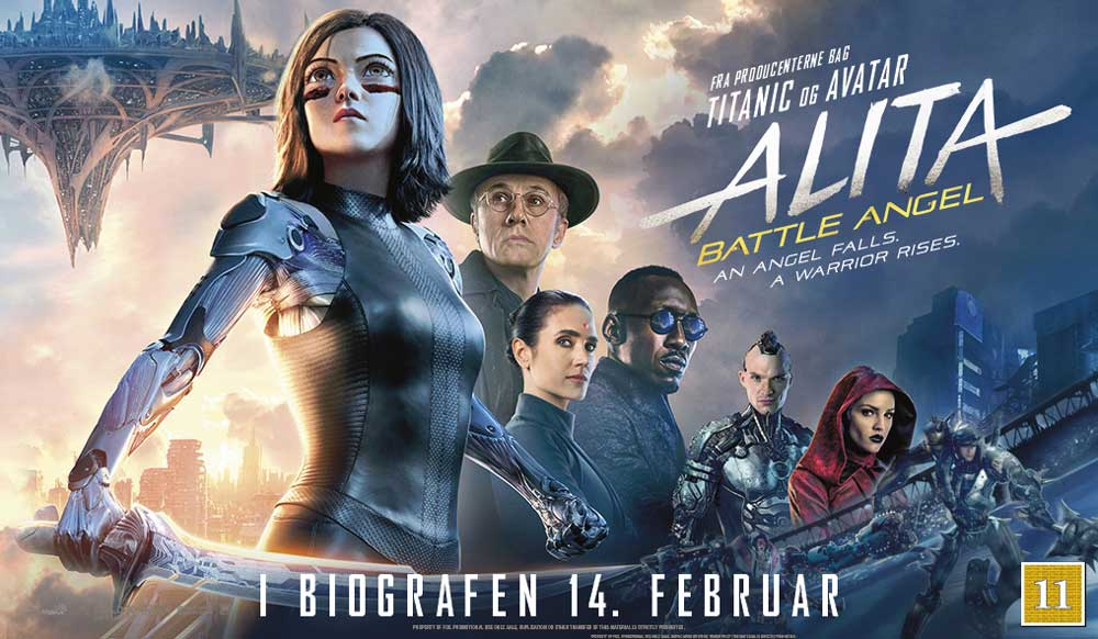 Alita: Battle Angel (4/6)