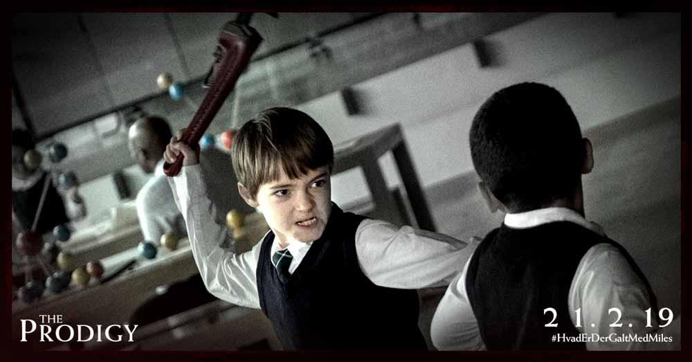 "Bedste ""creepy kid"" gyserfilm: The Prodigy"