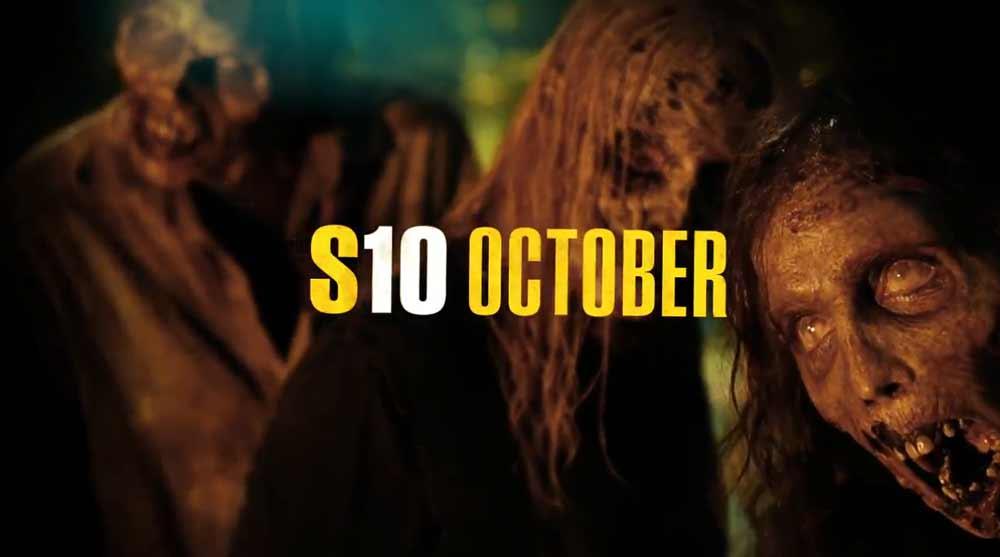 The Walking Dead sæson 10 er på vej!