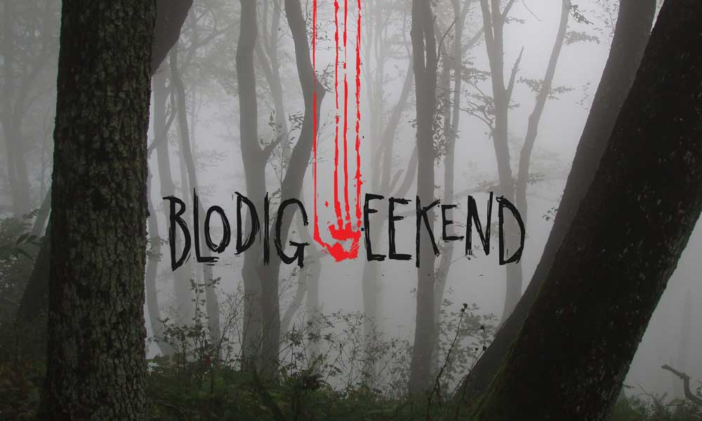 Blodig Weekend 2019 program