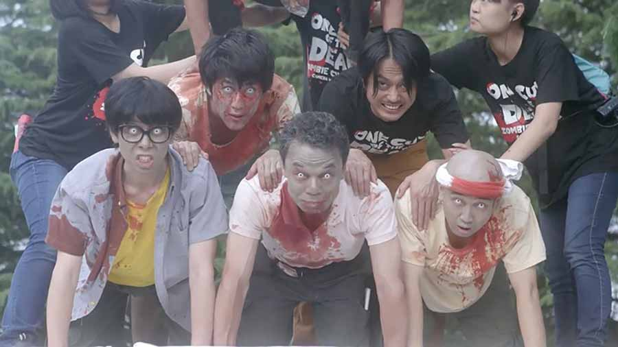 One Cut of the Dead (2017) anmeldelse