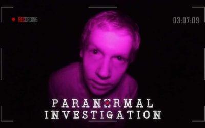 Paranormal efterforskning (1/6)