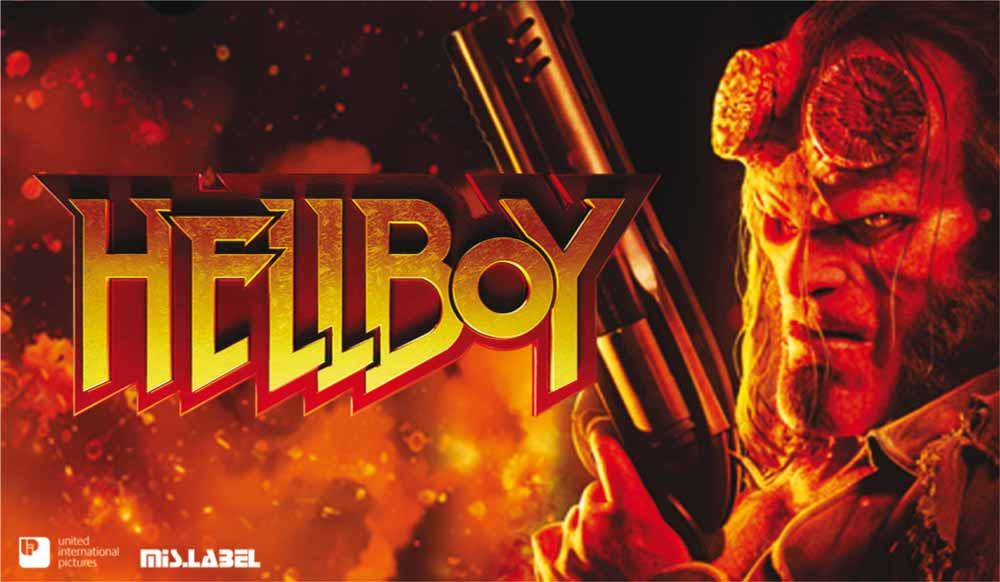 Hellboy [2019] (4/6)