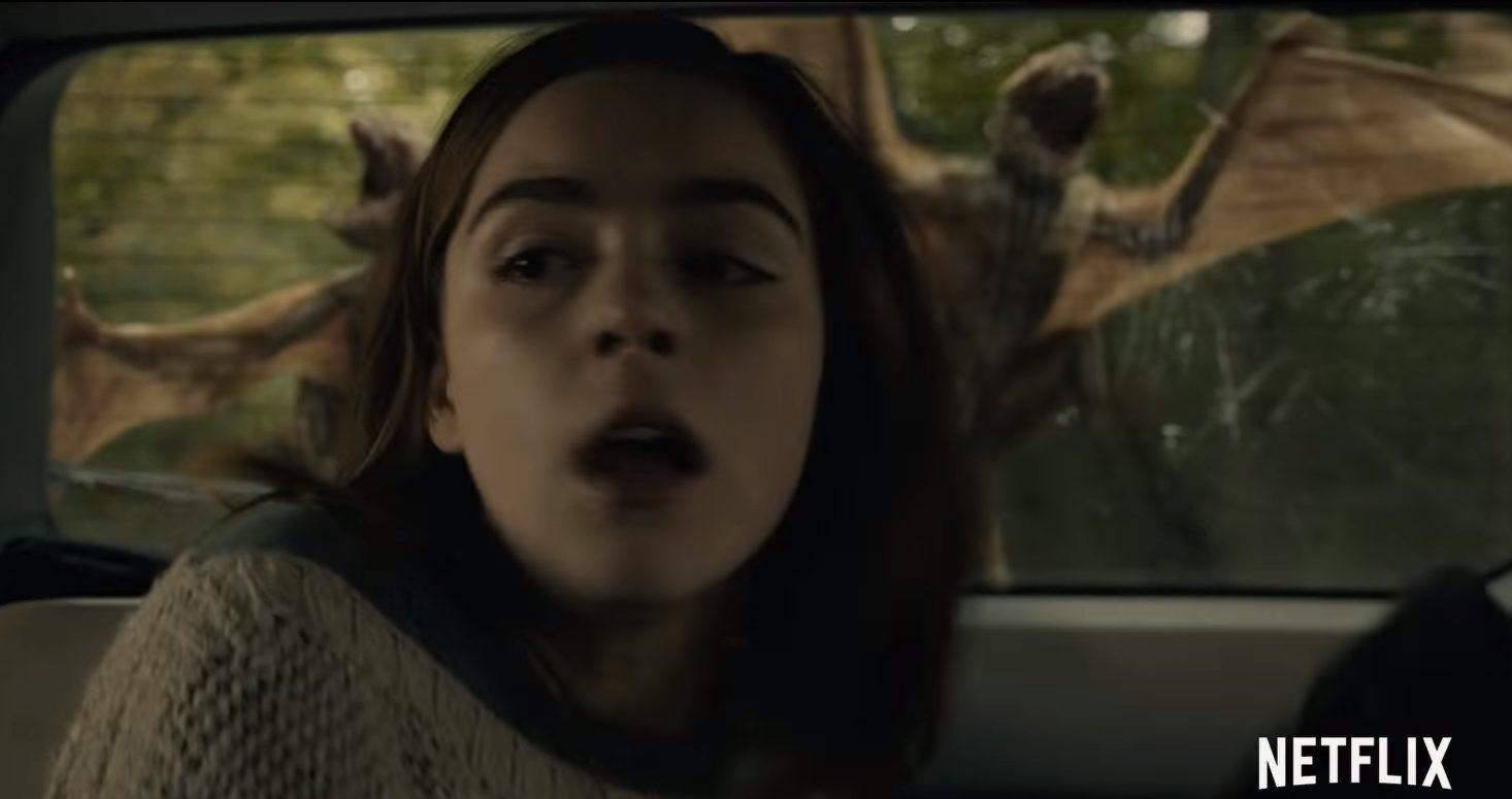 The Silence - Netflix - Anmeldelse