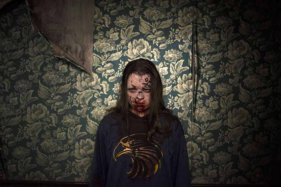 The Dark (2018) anmeldelse - gyserfilm