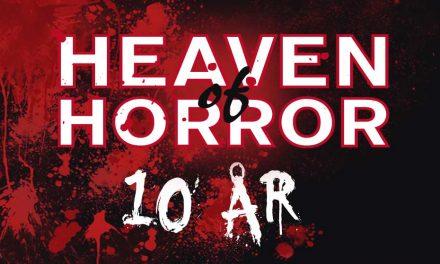 Heaven of Horror fylder 10 år!