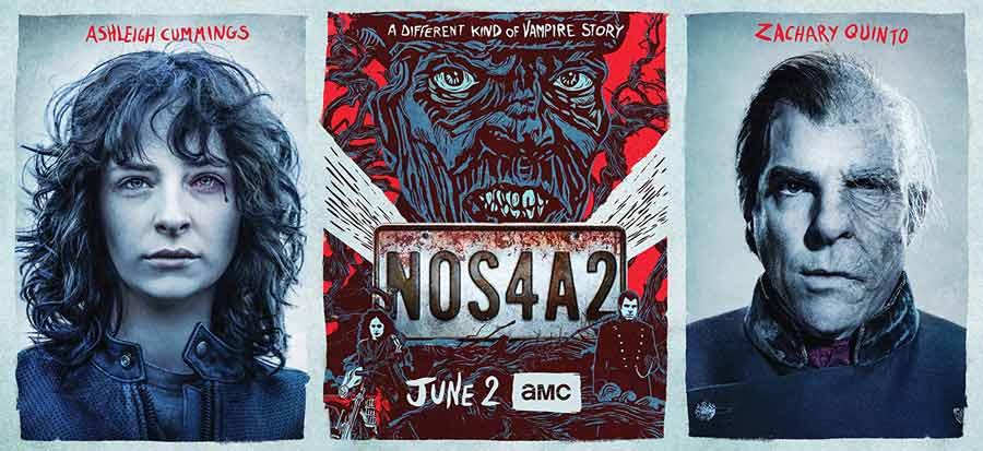 Joe Hills horrorserie NOS4A2 på Prime Video i Danmark