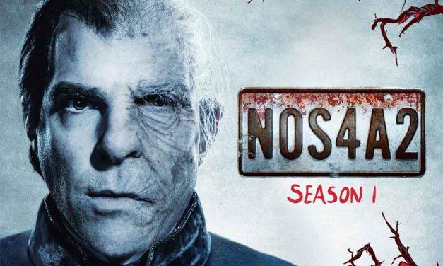Joe Hills horrorserie NOS4A2 nu på Amazon Prime Video i Danmark