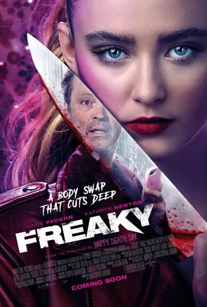 Freaks (2020) gyserkomedie