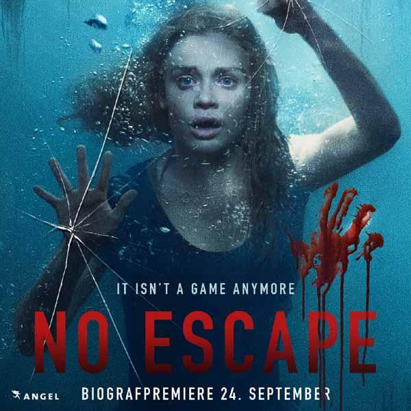 No escape (2020) gyserfilm