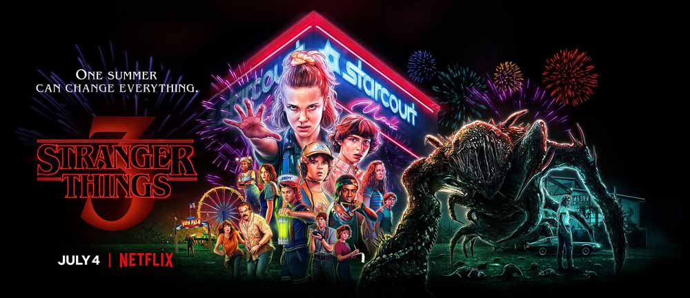 Stranger Things: Sæson 3