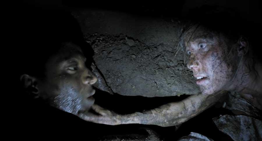 Bedste klaustrofobiske thriller: Cutterhead