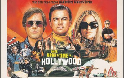 Once Upon a Time in Hollywood – Anmeldelse (5/6)