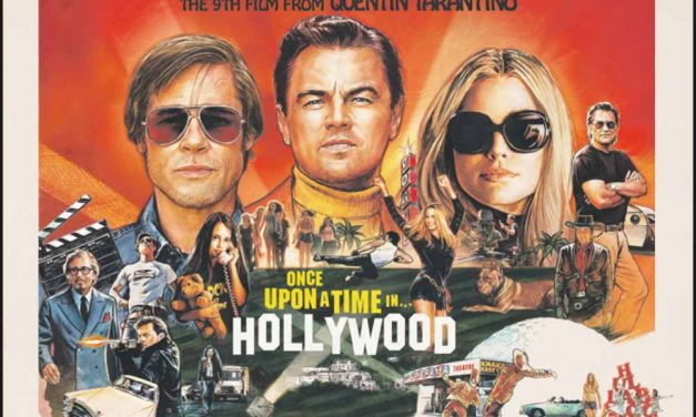 Once Upon a Time in Hollywood (5/6)