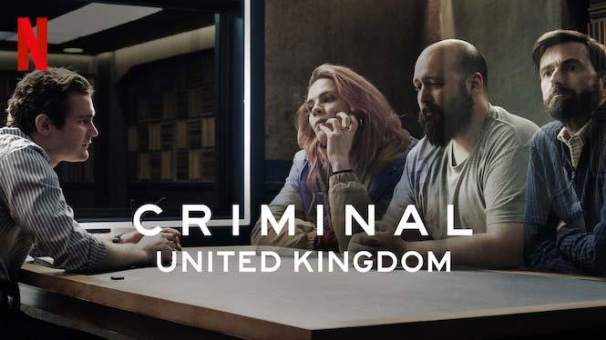 Criminal: UK (5/6) [Netflix]