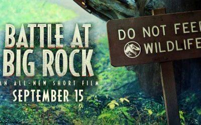 Se Jurassic World: Battle at Big Rock kortfilmen her